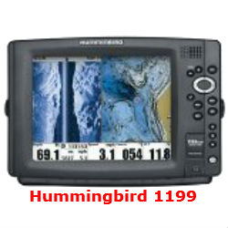 Previous image for Hummingbird fish finder reviews
