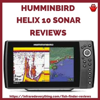 Picture of HUMMINGBIRD 409970-1 HELIX 10 DI GPS FISHFINDER
