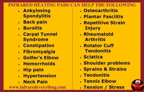 Infrared Health Benefits