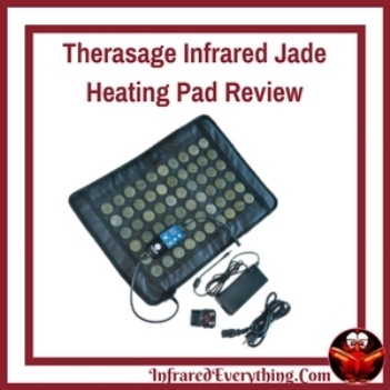 Therasage Infrared Heating Pad Review