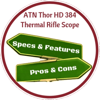 ATN Thor HD Specs, Features, Pros & cons