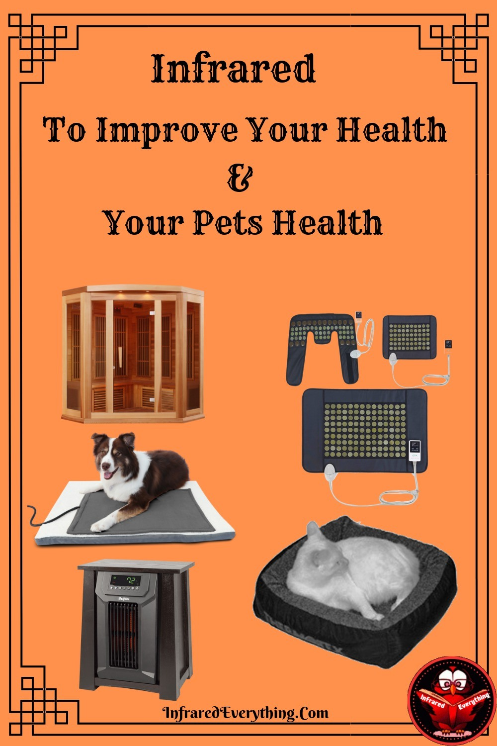 5 Infrared Products For Your Health