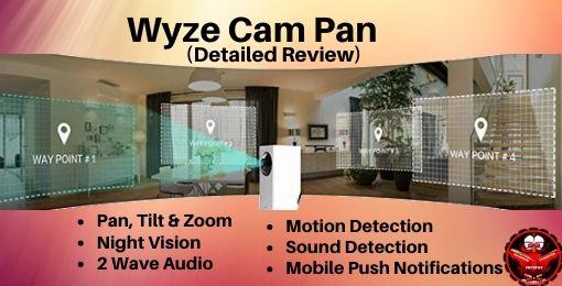 Wyze Cam Pam Security Camera Review