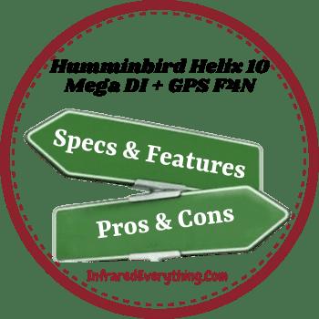 Humminbird Helix 10 Pros & Cons