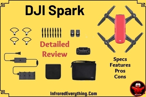 DJI Spark Drone Combo