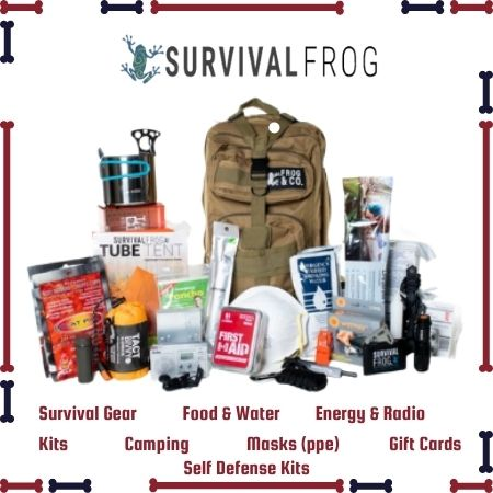 Survival Frog Survival Gear & Equipment