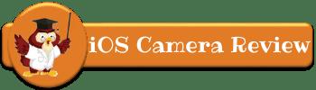 iOS infrared Camera Information